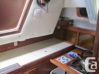 Good condition.Excellent cruising vessel. Genoa (roller