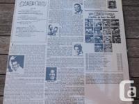 Cruisin' 1959 LP STILL SEALED - on Increase Records