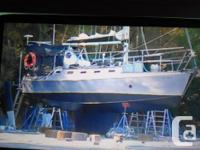 She is a good Dry Sailboat, Built in 1995, with a