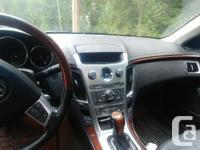 Make Cadillac Model CTS Year 2011 Colour Black kms