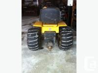 Selling my Cub Cadet Model 1914 Tractor - Solid Frame
