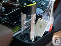Wide application: this universal car seat wedge cup