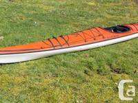 I'm selling my Current Designs Solstice GTS single sea