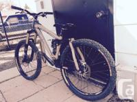 Rare one of a kind mountain bike. The jack of all
