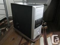Hi,  I built this custom Desktop PC few years ago with