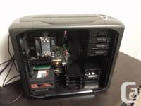 For sale is a custom built PC. This PC is perfect for