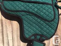 Stirrup free bareback pads. Brand new, great Xmas