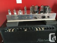 I am an electronics engineer getting into tube amp
