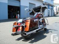 Make Harley Davidson kms 7400 Immaculate Road King FLHR