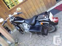 Make Harley Davidson Year 1991 kms 78000 Custom Harley