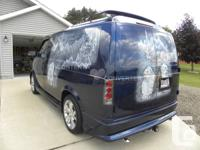 1999 Astro custom show van 75316 miles on this complete