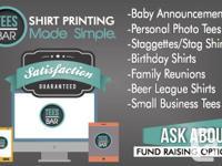 Would certainly you like a custom tee shirt make
