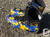These are custom Under Armour Highlights Icon