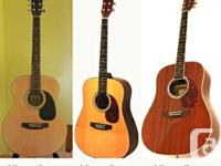 - Acoustic Guitar Brand New Line from iMusicGuitar !!