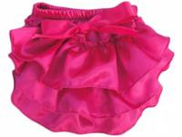 These Cute Satin Bloomers are made with the softest