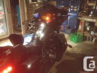 Make Harley Davidson Year 2010 kms 45000 2010 cvo ultra