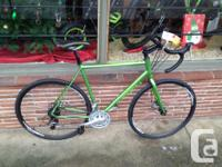 "Brodie Cyclocross bike Size 59cm - fits someone 6'2"" to"