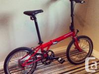 Hello,  I'm selling my Dahon folding bike. I bought it for sale  British Columbia