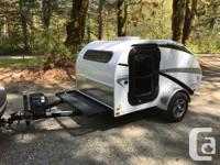 Little Guy 5 Wide 1100lb dry weight Sleeps 2 Located in