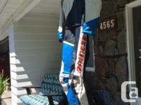 Size 48 Italian Dianese jacket and pants set. Fits
