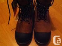 I have these brand new dakota workboots that ive never
