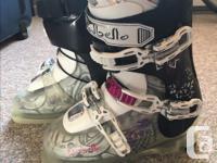 Dalbello Krypton Lotus Women's ski boot in size 6.5