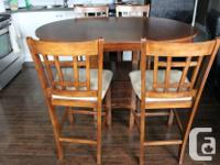 """Made with Asian Hardwood and Oak Veneers. - 18"""" Leaf, used for sale  British Columbia"""