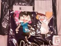 """Dan and Phil """"Danisnotonfire"""" T-shirt - NEW & UNOPENED"""