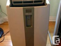 Danby Beginning portable air conditioning system,