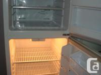 "Danby 24"" apartment size fridge in very good condition"
