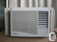 Danby Designer--8,950 BTU Capacity, Window Air