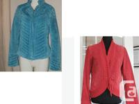 Each jacket is $15. Both in great condition! Both