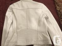 Pure Leather Jacket Women�s Danier. Mint Condition,