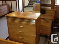 Classic Danish Modern Bed room Suite.  Produced by.