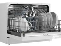 Slightly used Countertop dishwasher in great condition.