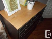 DISORDER:. All refinish dresser, in outstanding