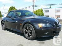 Make: BMW. Version: Z3. Year: 1998. Kilometers: 77,000