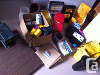Everything you want to start your own darkroom. Was