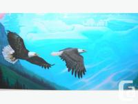 """Five prints of native art by Darlene Gaits """"The"""