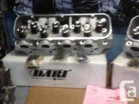 Big Block Chevrolet, Dart Pro1 heads, 325cc intake