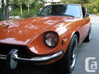 Loads of New and used 240Z to 280Z parts, sheet metal