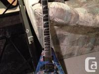Selling my Dave Mustaine signature Rust In Peace VMNT
