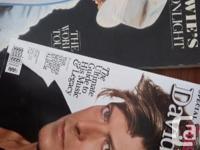 19 David Bowie studio album releases. 18 in plastic not