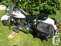 2001 Harley davidson Davidson Heritage softail classic