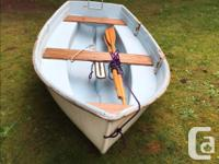 10 foot , Day Sailor/Row Boat/Tender Great condition,