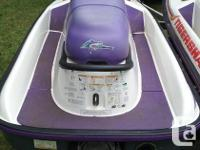 Two Daytona Tiger Shark Jet Skis hardly used comes