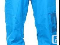 DC Banshee Snowboard Pants - Men's Size XXL - Blue -
