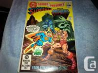 Up for grabs is Near Mint Copy of DC COMICS PRESENTS