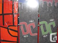 DC PBJ SE Snowboard - Park Board for Jibbing - 3 Sizes for sale  British Columbia