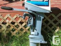 Outboards all sizes 5-115hp I'm also Looking for boats